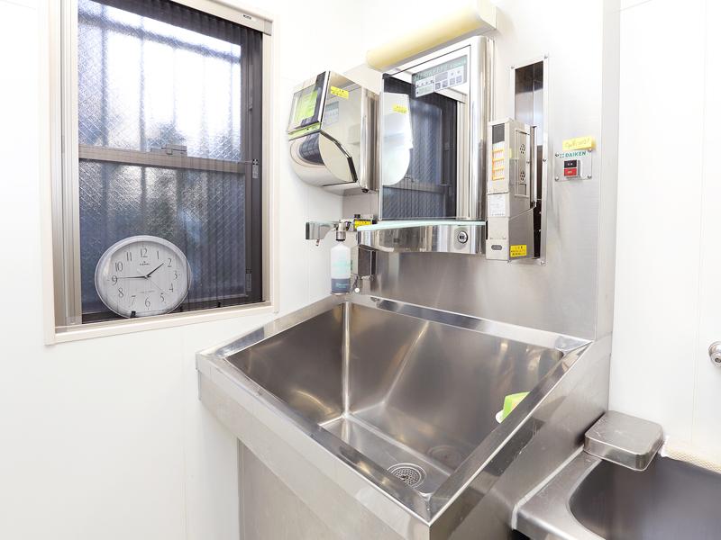 医療用手洗い水装置